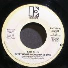 PAM TILLIS~Every Home Should Have One~Elektra 47171 Promo 45