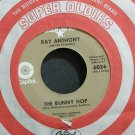 RAY ANTHONY~The Bunny Hop~Capitol Starline 6026 (Big Band Swing) VG++ 45