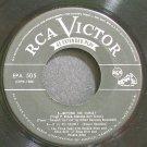 ROSALIE ALLEN & ELTON BRITT~Duets by Rosalie Allen & Elton Britt~RCA Victor 505 Rare VG+ 45 EP