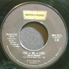 UNDISPUTED TRUTH~You + Me = Love~Whitfield 8231 (Disco)  45