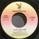 WYNN STEWART~After the Storm~Playboy 6080 VG+ 45
