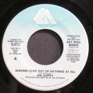 AIR SUPPLY~Making Love Out of Nothing at All (Promo)~Arista 9056 Promo VG+ 45
