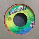 ALAN O'DAY~Undercover Angel~Pacific 001 (Rock) VG+ 45