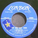 ANTON KARAS~The Third Man Theme~London 30005 (OST)  45
