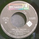 HAMILTON, JOE FRANK & REYNOLDS~Don't Pull Your Love~ABC Dunhill 45-D-4276 (Rock) VG+ 45