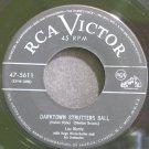 LOU MONTE~Darktown Strutters Ball~RCA Victor 5611  45