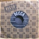 THE MILLS BROTHERS~I Had to Call You Up to Say I'm Sorry~Decca 29019 (Soul) 1st VG++ 45