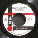 AARON NEVILLE~Tell it Like it is~Parlo 101 (Soul) VG++ 45