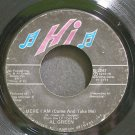 AL GREEN~Here I am (Come and Take Me)~Hi 2247 (Soul) VG+ 45