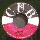 BILL FARRELL~Circus~CUB K0015 (Jazz Vocals) VG+ 45