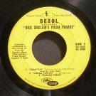 DICK SINCLAIR~Dexol Presents: Dick Sinclair's Polka Parade~Capitol Custom KB-2067 / KB-2068  45 EP