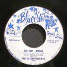 THE SHANNONAIRES~Celito Lindo~Blue Star 1846  45