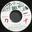ALONSO ARMENDARIZ~El Solteron~Del Valle 854 VG++ 45