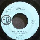 DUETO ESTRELLA~Juanita~Reyna 546 VG+ 45