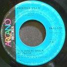 FEDERICO VILLA~Con Dinero Baila El Perro~Arcano 9253  45