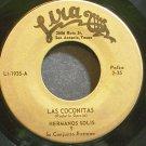HERMANOS SOLIS~Las Conconitas~Lira 1935 VG+ 45