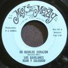LOS GAVILANES JUAN Y SOLMON~Mi Humilde Corazon~Mex Melody 161 M- 45