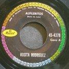 ROSITA RODRIGUEZ~Alfileritos~Musart 4379 Rare VG++ 45