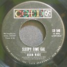 ADAM WADE~Sleepy Time Gal~Coed 546 (Soul) VG+ 45