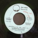 DEMIS ROUSSOS~Midnight is the Time I Need You~Big Tree 16035 (Disco) Promo 45
