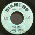DICKIE GOODMAN~Ben Crazy~Diamond 119  45