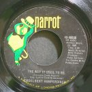 ENGELBERT HUMPERDINCK~The Way it Used to Be~Parrot 40036 VG+ 45