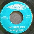 HUDSON & LANDRY~Ajax Liquor Store~Dore 855  45