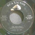 JOHNNIE & JACK~Camel Walk Stroll~RCA Victor 7137 (Rock & Roll) VG+ 45