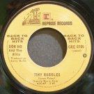DON HO~Tiny Bubbles~Reprise 0705 (Hawaiian) VG+ 45