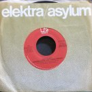 EDDIE RABBITT~Someone Could Lose a Heart Tonight~Elektra 47239 VG+ 45