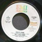 J. GEILS BAND~Freeze-Frame~EMI America 8108 (Blues) VG+ 45