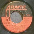 JIMMY CASTOR BUNCH~The Bertha Butt Boogie~Atlantic 3232 (Funk)  45