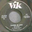 JOE VALINO~Garden of Eden~Vik 0226 (Jazz Vocals)  45