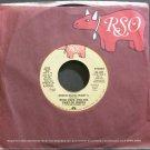 RICK DEES & HIS CAST OF IDIOTS~Disco Duck~RSO 857 (Disco) Mono VG+ 45