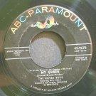 THE ROVER BOYS~My Queen~ABC-Paramount 9678 (Rock & Roll) Rare 45