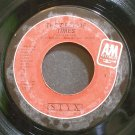STYX~The Best of Times~A&M 2300-S (Classic Rock) VG+ 45