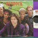 BUNDOCK~American Singer~Alert 018 (New Wave) Purple M- Canada 45