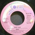 DEELE~Body Talk~Solar 69785 (Synth-Pop) M- 45