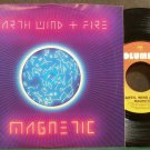 EARTH, WIND & FIRE~Magnetic~Columbia 04210 (Disco) M- 45