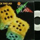 3 MAN ISLAND~Jack the Lad~Chrysalis 43231 (New Wave) Promo M- 45