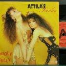 ATTILA'S BRIDES~Wooly Bully~A&M 8202 VG++ UK 45