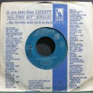 CHIPMUNKS~The Chipmunk Song~Liberty 55168 VG+ 45