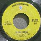 DELIVERANCE~Dueling Banjos~Warner Bros. 7659 VG+ 45