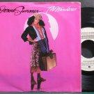 DONNA SUMMER~The Wanderer~Geffen 49563 (Disco) VG++ 45