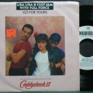 LISA LISA & CULT JAM~Go for Yours~Columbia 07982 Promo M- 45