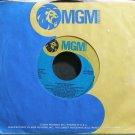 MEL TILLIS~Stomp Them Grapes~MGM 14720 VG+ 45