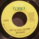 MOCEDADES~Eres Tu (Touch the Wind)~Tara 100  45