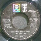 RAY CHARLES~Look What Have They Done to My Song, Ma~ABC 11329 (Soul) VG+ 45