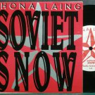 SHONA LAING~Soviet Snow~TVT 2475P (Synth-Pop) M- 45