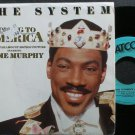 SYSTEM~Coming to America (Part One)~ATCO 99320 (OST) Promo M- 45